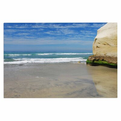 Solana Beach Sands Nature Coastal Decorative Doormat