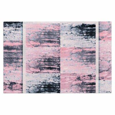 Tavertina Doormat Color: Gray/Pink