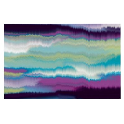 Artika Doormat Color: Blue/Teal/Purple