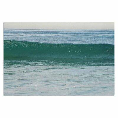 The Lone Wave Doormat
