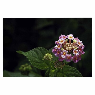 The Lantana Flower Doormat