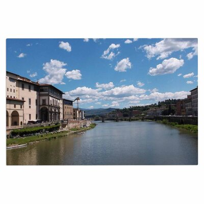 Canals of Italy Travel Decorative Doormat