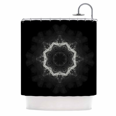 Mystical Mandala Shower Curtain