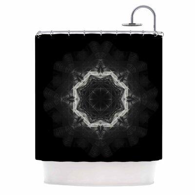 Mystical Mandala Shower Curtain