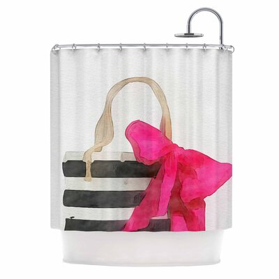 French Outing Shower Curtain