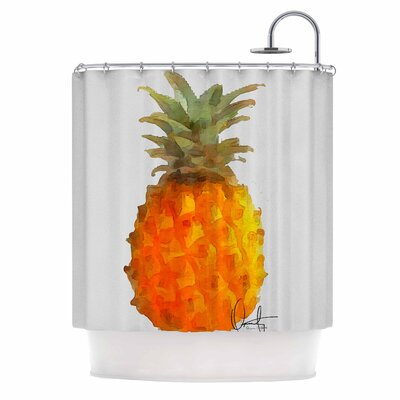 Before Pina Colada Shower Curtain