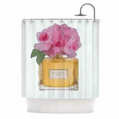 Eau De Parfum V3 Shower Curtain