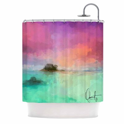 Tenerife Shower Curtain