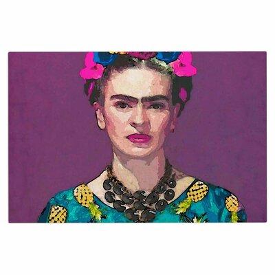 Trendy Frida Kahlo Doormat