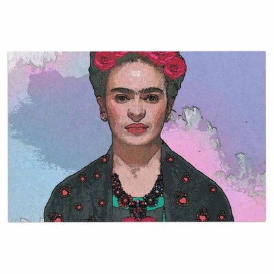 Trendy Frida Kahlo-Ferwell Doormat