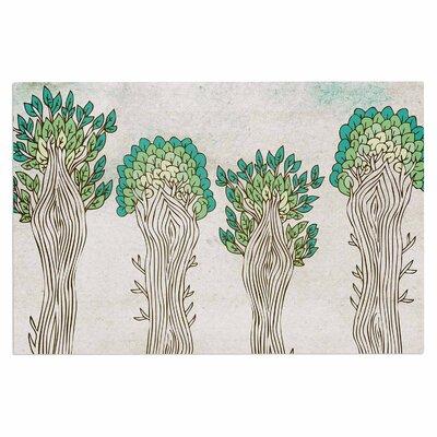 Amazon Trees Doormat
