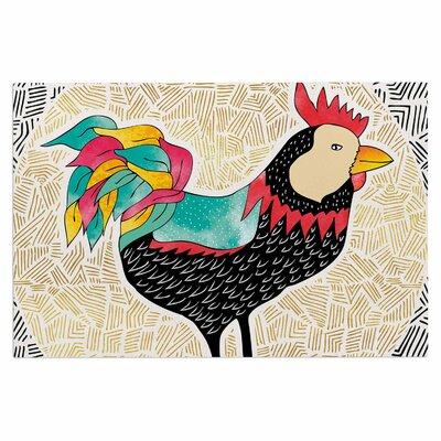 Cuckaroo Rooster Doormat