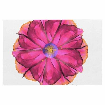 Athena-Flower Doormat