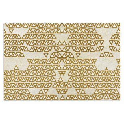Mint & Gold Empire Doormat