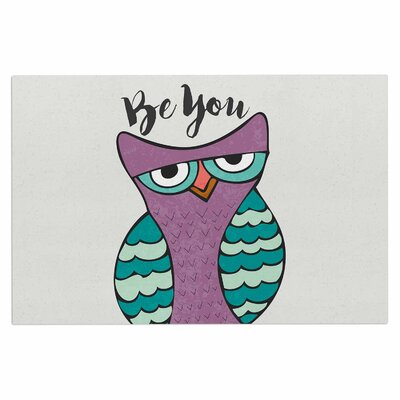 Be You Owl Doormat