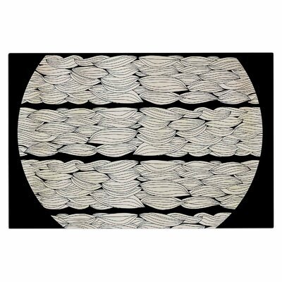La Luna Nature Illustration Decorative Doormat