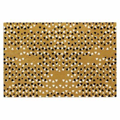 Golden Sky Doormat