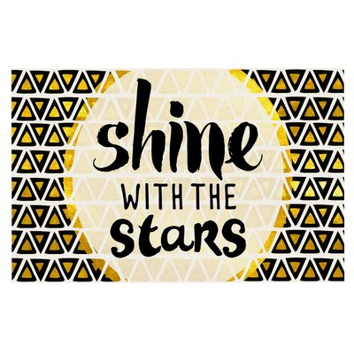 Shine with the Stars Doormat