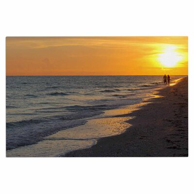 Sunset Beach Doormat
