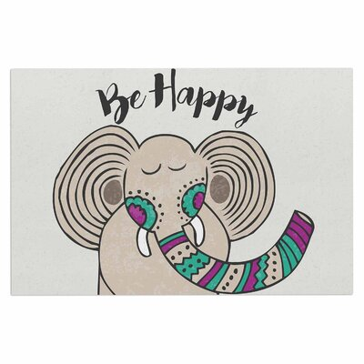 Be Happy Doormat