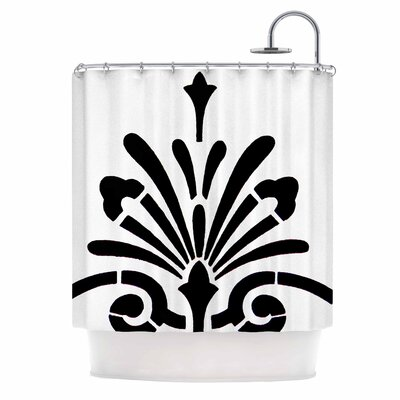 Sparkles Digital Shower Curtain