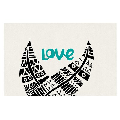 United Love Tribal Decorative Doormat