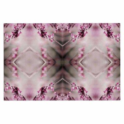 Rose Spangles Pattern Doormat