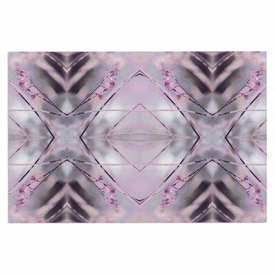 Pink Spangles No.8 Doormat