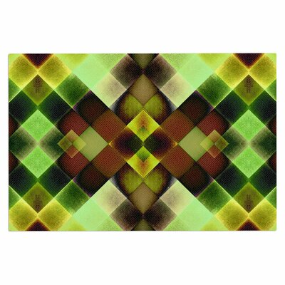 Colorful Squares Doormat