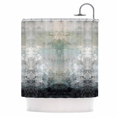 Abstract No.1 Shower Curtain