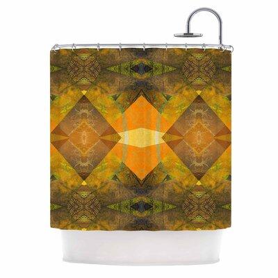 Pattern Garden No 4 Shower Curtain