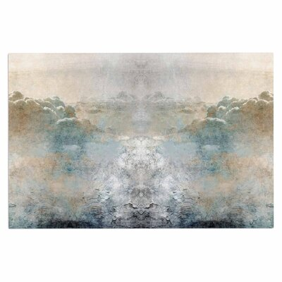 Heaven II Mixed Media Decorative Doormat