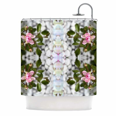 Roses L Shower Curtain