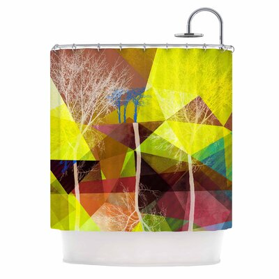 P17 Shower Curtain