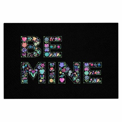 Be Mine Love Decorative Doormat