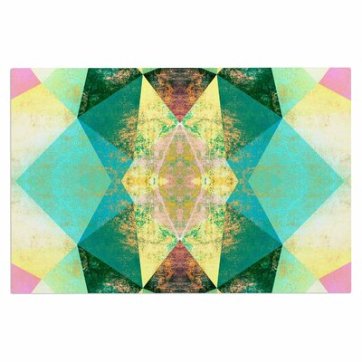 Polygon Diamond II Doormat
