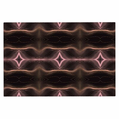 Hazelnut Pale Line Vibes Doormat