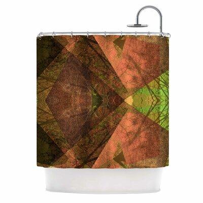 Pattern Garden No 1 Shower Curtain