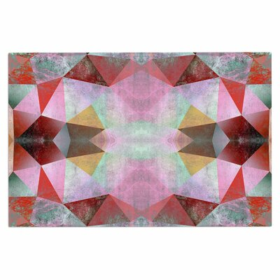 Polygon Diamond I Doormat