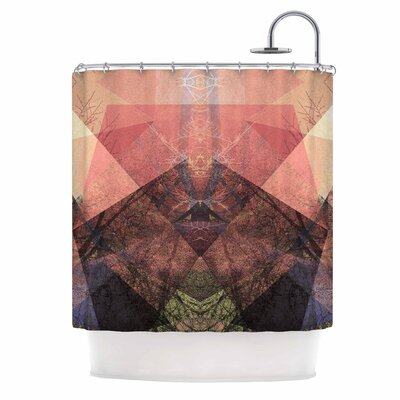 Pattern Garden No 3 Shower Curtain