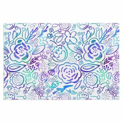 Floral Explosion Doormat