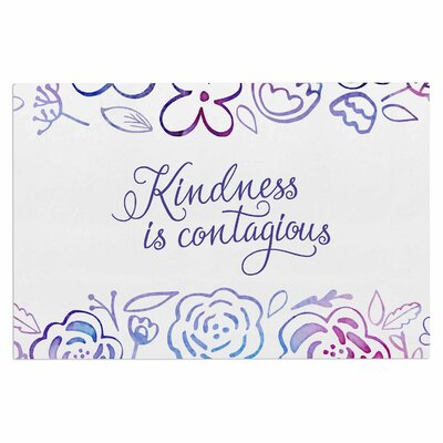 Kindness is Contagious Doormat