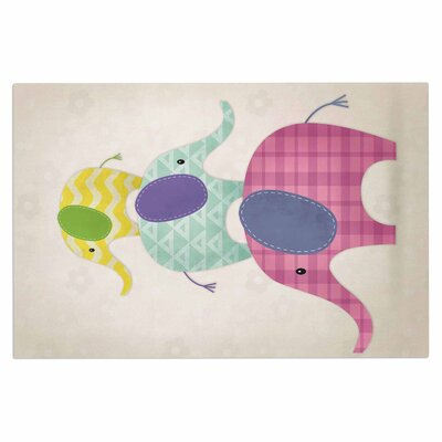Balancing Act Kids Decorative Doormat
