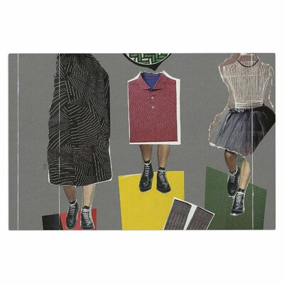 Fashion Pop Art Decorative Doormat