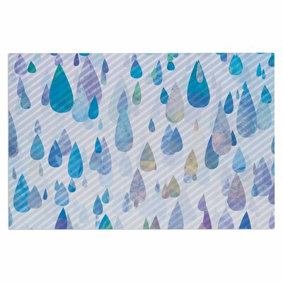 Rain Storm Digital Decorative Doormat