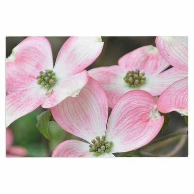 Spring Flowering Dogwood Doormat
