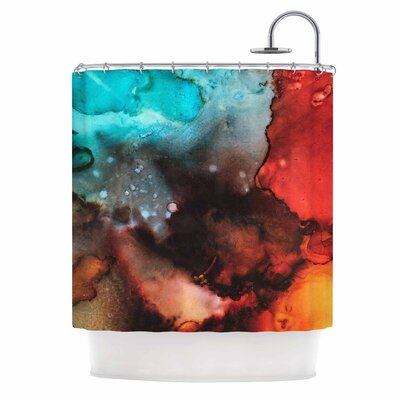 Birth Place of the Heavens Shower Curtain