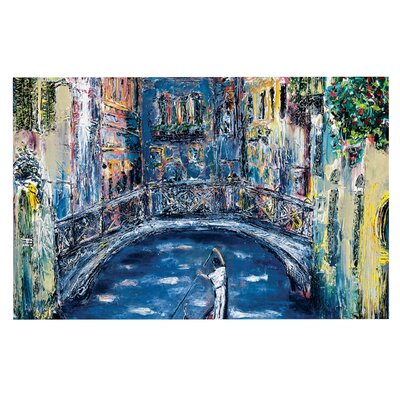 Venice Travel Italy Decorative Doormat