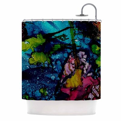 Sharks Cove Shower Curtain