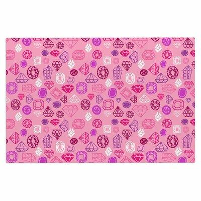 Pink Gems Doormat